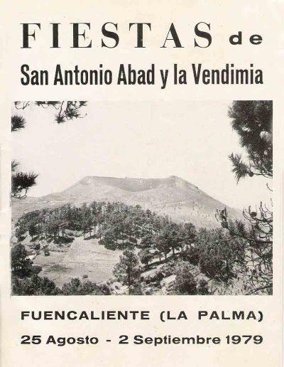 Fiesta de La Vendimia. 1979