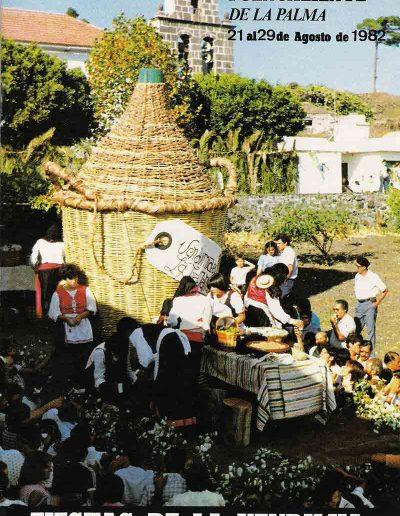 Fiesta de La Vendimia. 1982