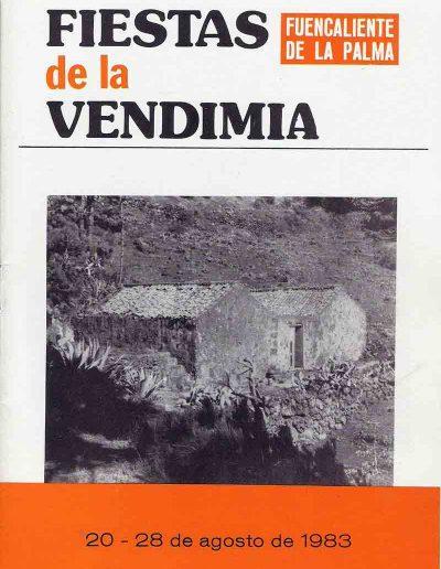 Fiesta de La Vendimia. 1983