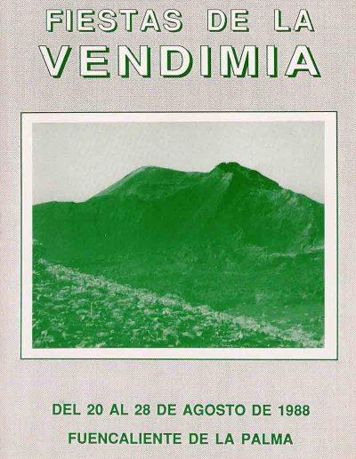 Fiesta de La Vendimia. 1988