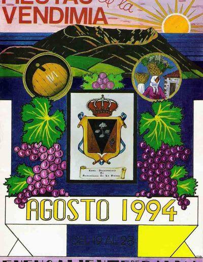 Fiesta de La Vendimia. 1994