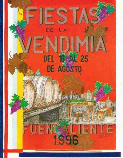 Fiesta de La Vendimia. 1996