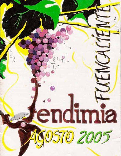 Fiesta de La Vendimia. 2005