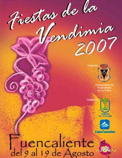 Fiesta de La Vendimia. 2007