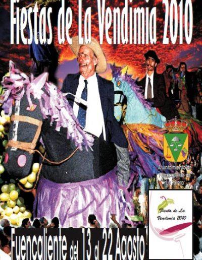 Fiesta de La Vendimia. 2010