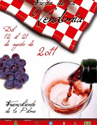 Fiesta de La Vendimia. 2011