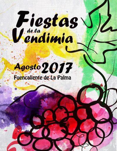 Fiesta de La Vendimia. 2017