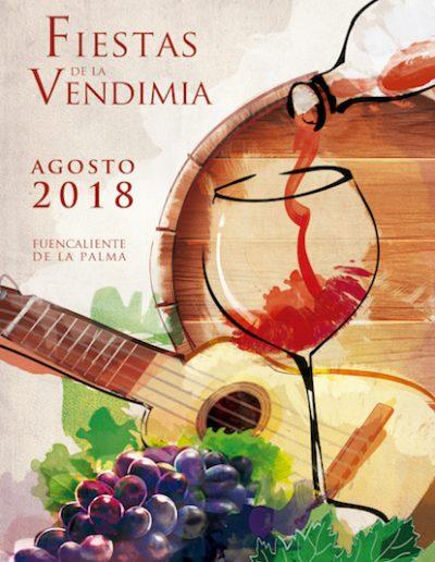 Fiesta de La Vendimia. 2018