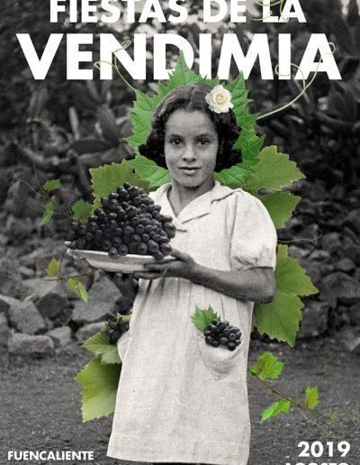 Fiesta de La Vendimia. 2019